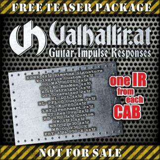 VALHALLIR AT – guitar cab impulses