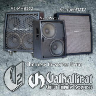VALHALLIR AT – guitar cab impulses